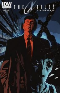 The X Files Temporada 10 – Número #10, 2014 [PDF]