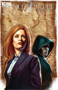 The X Files Temporada 10 – Número #4 [PDF]