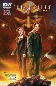 The X Files Temporada 10 – Número #5 [PDF]