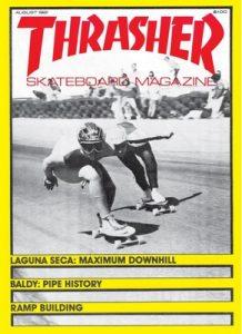 Thrasher – August, 1981 [PDF]