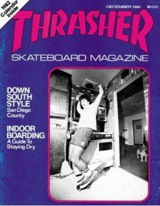 Thrasher – December, 1981 [PDF]