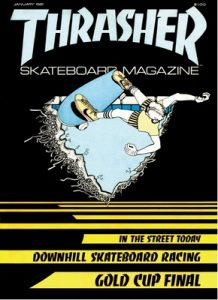 Thrasher – January, 1981 [PDF]