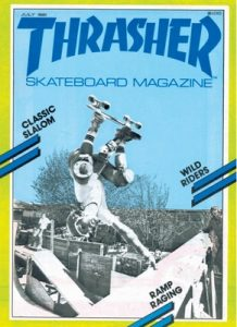 Thrasher – July, 1981 [PDF]