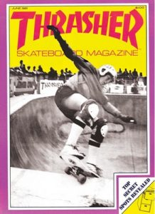 Thrasher – June, 1981 [PDF]