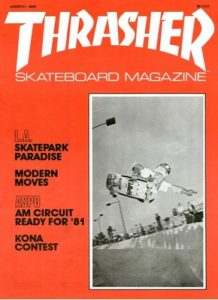 Thrasher – March, 1981 [PDF]