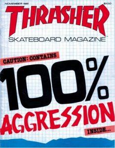 Thrasher – November, 1981 [PDF]