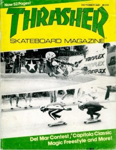 Thrasher – October, 1981 [PDF]