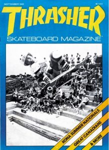 Thrasher – September, 1981 [PDF]