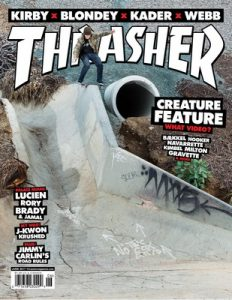 Thrasher Skateboard Magazine – June, 2017 [PDF]