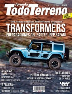Todo Terreno España N° 204 – Junio, 2017 [PDF]