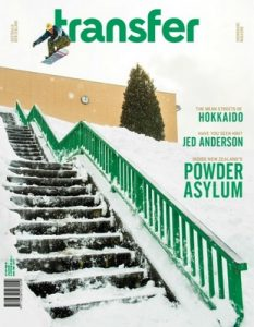Transfer Snowboard Magazine – September, 2017 [PDF]