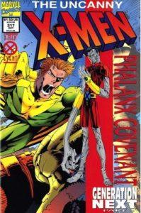 Uncanny X-Men Vol 1 #317 [PDF]