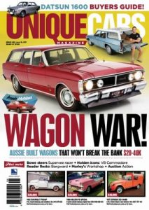 Unique Cars Australia – Issue 402, 2017 [PDF]