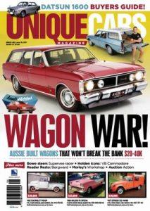 Unique Cars Australia – Issue 402, 2017 [PDF]
