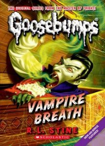 Vampire Breath (Classic Goosebumps #21) – R. L. Stine [ePub & Kindle] [English]