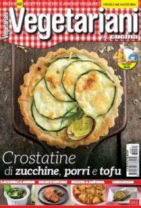 Vegetariani in Cucina N.61 – Marzo, 2016 [PDF]
