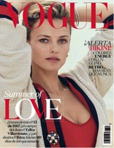 Vogue Mexico – Junio, 2017 [PDF]