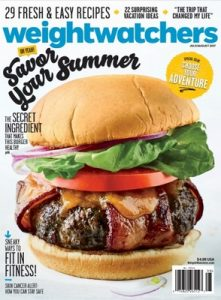 Weight Watchers USA – July-August, 2017 [PDF]