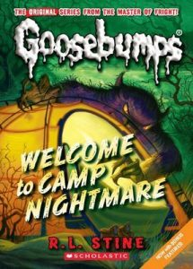 Welcome to Camp Nightmare (Classic Goosebumps #14) – R. L. Stine [ePub & Kindle] [English]