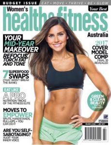 Women's Health & Fitness Australia – July, 2017 [PDF]
