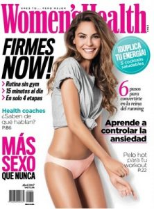 Women's Health Chile – Abril, 2017 [PDF]