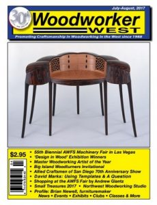 Woodworker West – July-August, 2017 [PDF]