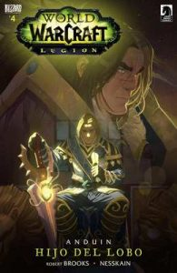 World of Warcraft Legion (Castilian Spanish) #4 – Robert Brooks, Nesskain [ePub & Kindle]