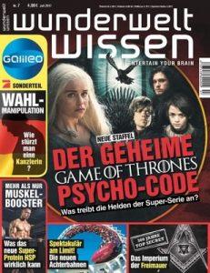 Wunderwelt Wissen – Juli, 2017 [PDF]