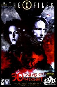 The X-Files: 30 Days Of Night #2 [PDF]
