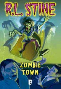 Zombie Town – R.L. Stine [ePub & Kindle]