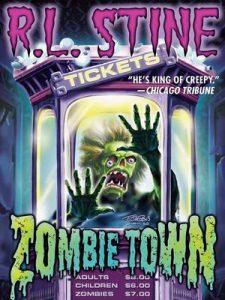 Zombie Town – R.L. Stine [ePub & Kindle] [English]