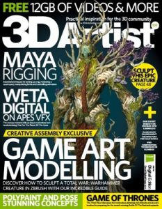 3D Artist – Issue 109, 2017 [PDF]