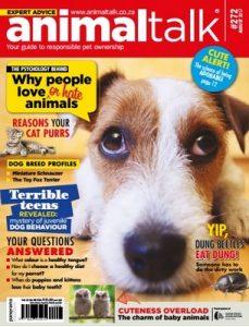 Animal Talk – August, 2017 [PDF]