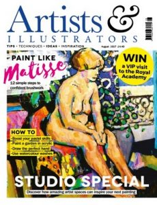 Artists & Illustrators – August, 2017 [PDF]
