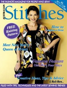 Australian Stitches – Volume 25 Issue 7, 2017 [PDF]