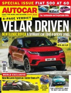 Autocar UK – 26 July, 2017 [PDF]
