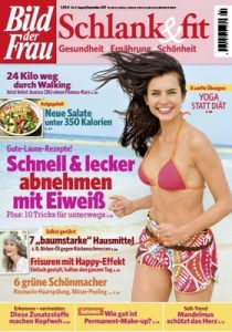Bild der Frau Schlank & fit – August-September, 2017 [PDF]