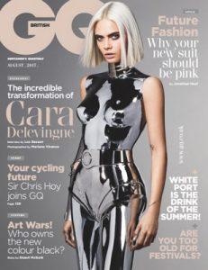 British GQ – August, 2017 [PDF]