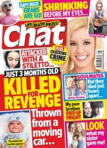 Chat – Issue 31 – 3 August, 2017 [PDF]