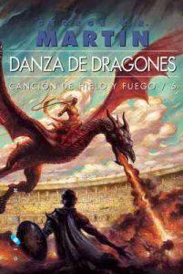 Danza de dragones (Canción de hielo y fuego nº 5) – George R. R. Martin [ePub & Kindle]