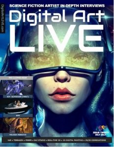 Digital Art Live – Issue 20 July, 2017 [PDF]