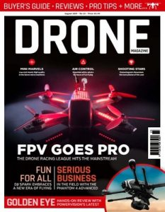 Drone Magazine Issue 23, August, 2017 [PDF]