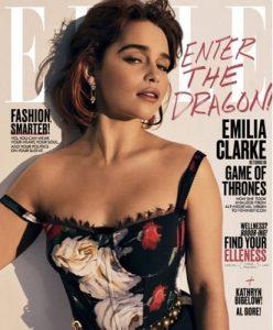 Elle USA – August, 2017 [PDF]