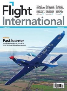 Flight International – 1-7 August, 2017 [PDF]