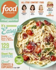Food Network – September, 2017 [PDF]