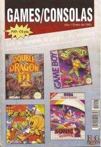 Games / Consolas Año 1 – Enero, 1993 [PDF]