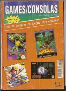 Games / Consolas Año 1 – Febrero, 1993 [PDF]