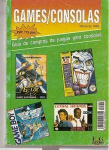 Games / Consolas – Marzo, 1993 [PDF]