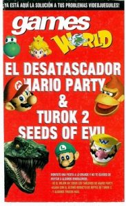 Games World 06 Mario Party Turok 2 [PDF]