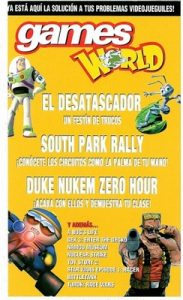 Games World 07 El desatascador South Park Rally Y Duke Nukem Zero Hour [PDF]